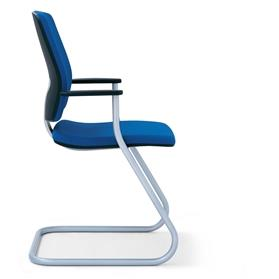 Sedus Early Bird Cantilever Visitor Chair Side
