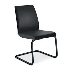 Sedus Yeah! Cantilever Visitor Chair Black