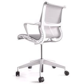 Herman Miller Setu Studio White Edition Office Chair