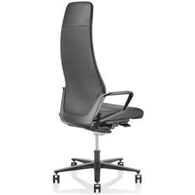 Zuco Signo High Backrest Executive Office Chair Matt Black Edition