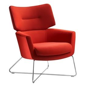 Connection Kala High Back Armchair