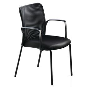 Valo Sync Visitor Chair with arms
