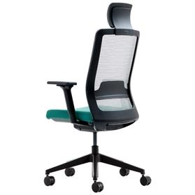 Verco Max Mesh High Back Task Chair with headrest