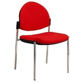 Verco Focus Four Legged Stacking Chair