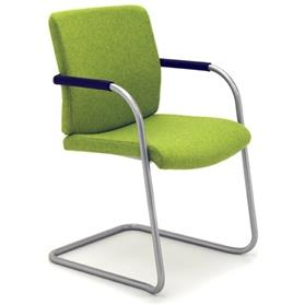 Verco Mix Full Back Cantilever Chair