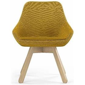 Viasit-calyx-lounge-chair-wooden-frame