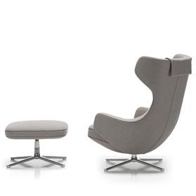 Vitra Repos and Ottoman Rear