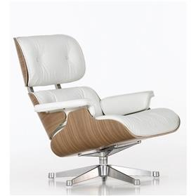 Vitra Eames Lounge Chair White Version