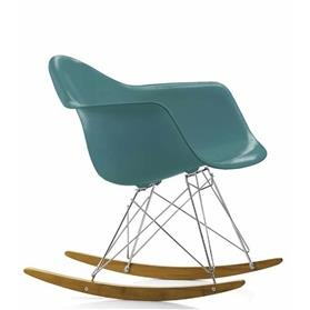 Vitra Eames RAR Rocking Chair, Ocean