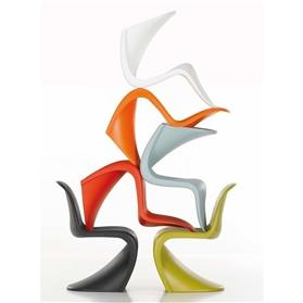 Verner Panton Chair by Vitra, White