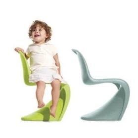 Verner Panton Junior Chair by Vitra, White