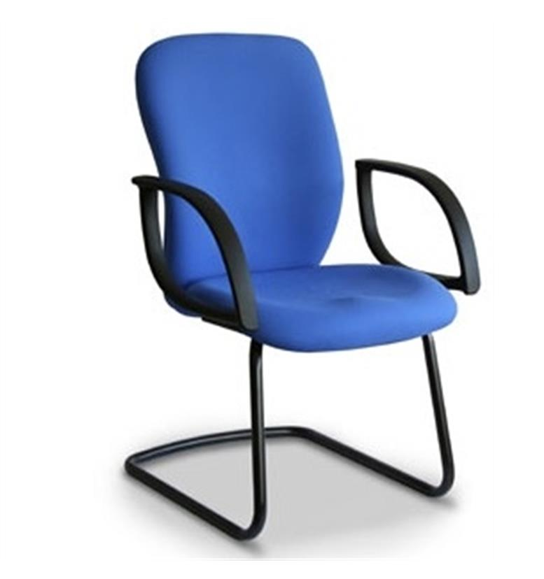 Verco Cantilever visitors armchair