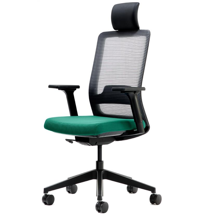 Verco Max Mesh High Back Task Chair