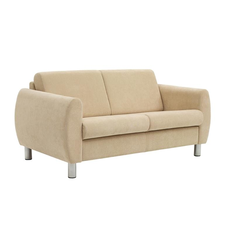 Verco Milano Two Seat Sofa with Metal Legs