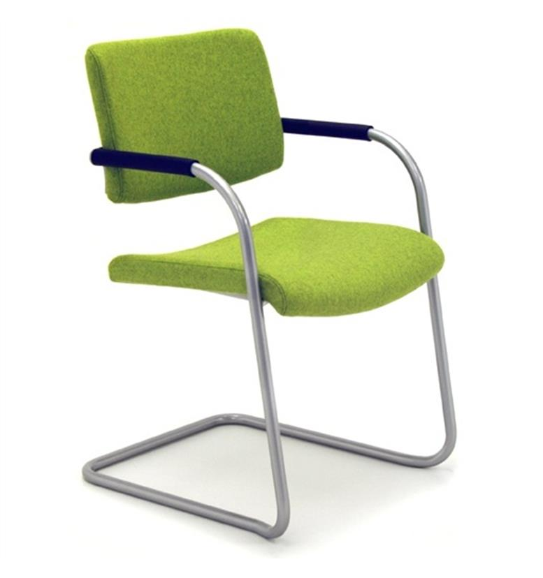 Verco Mix Medium Back Cantilever Chair