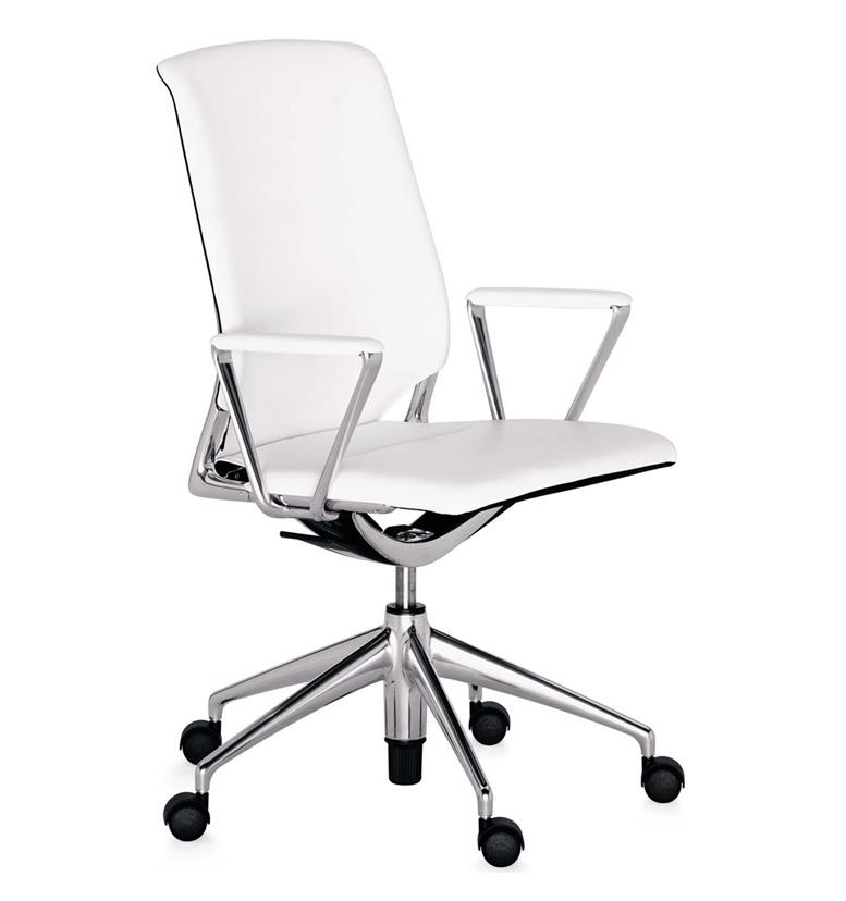 Vitra Meda Chair Leather