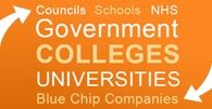 Instant Credit - Councils, Schools, NHS, Government, Colleges, Universities, Blue Chip Companies