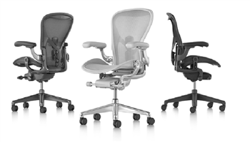Herman Miller's Aeron Chair has its 25th Anniversary