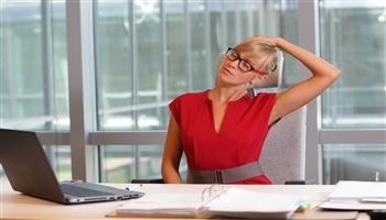 The Best Stretches You Can Do at Your Desk