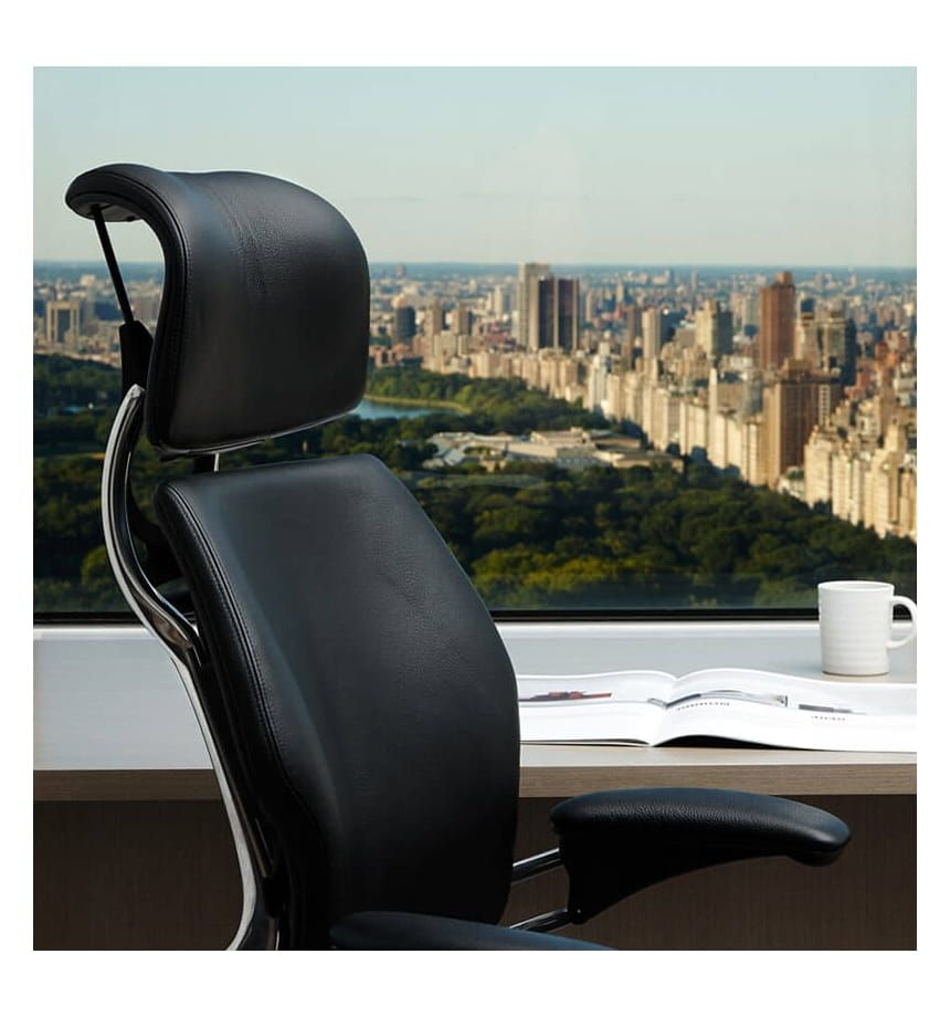 World Famous Humanscale Freedom Chair