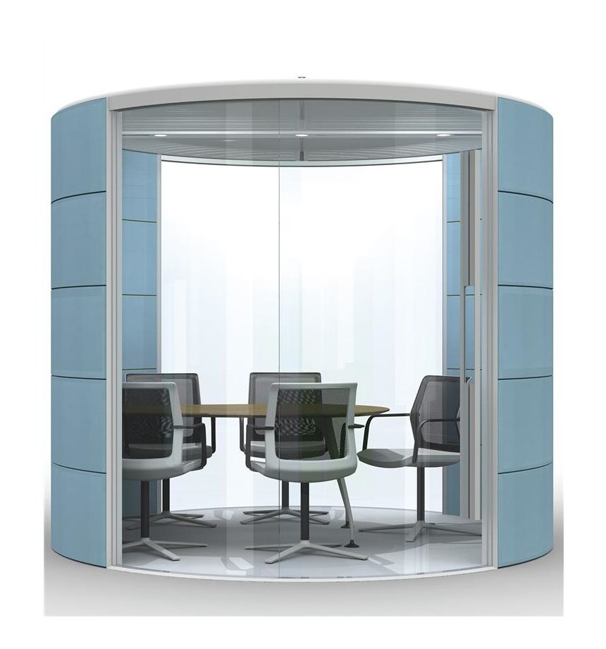 Acoustic Meeting Pods by Orangebox