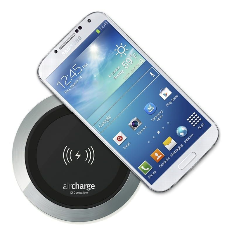 Aircharge Wireless Charging