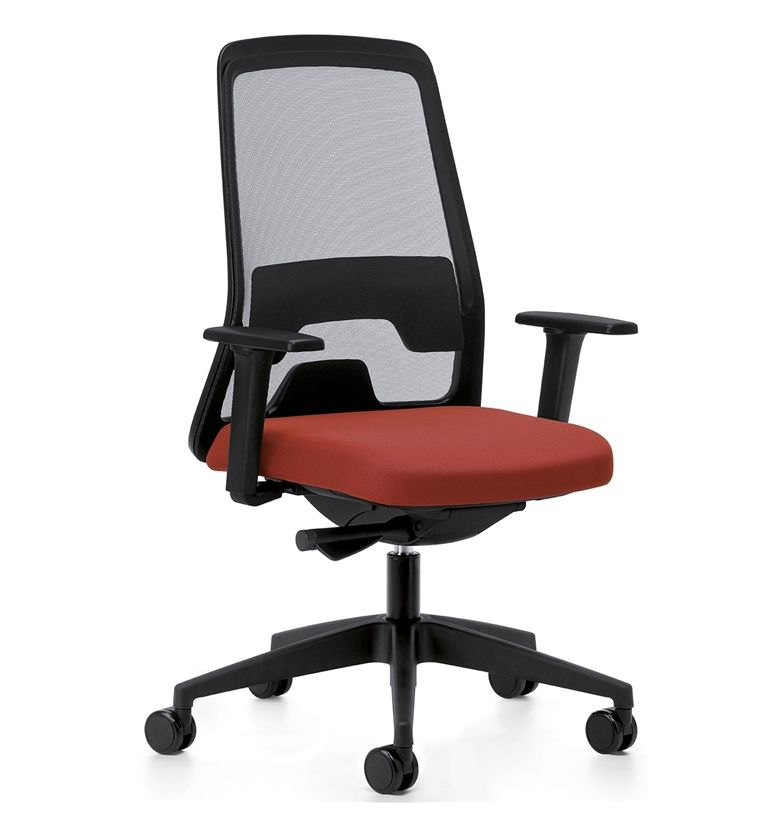 Home Interstuhl Every is 1 office chairs Black Edition