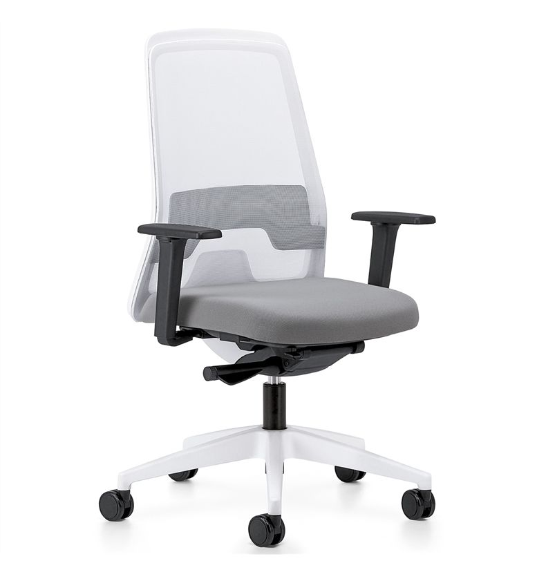 Interstuhl Every Is 1 Office Chair White Edition