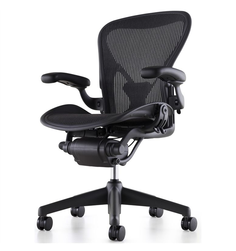 Home Herman Miller Aeron Office Chair All Sizes