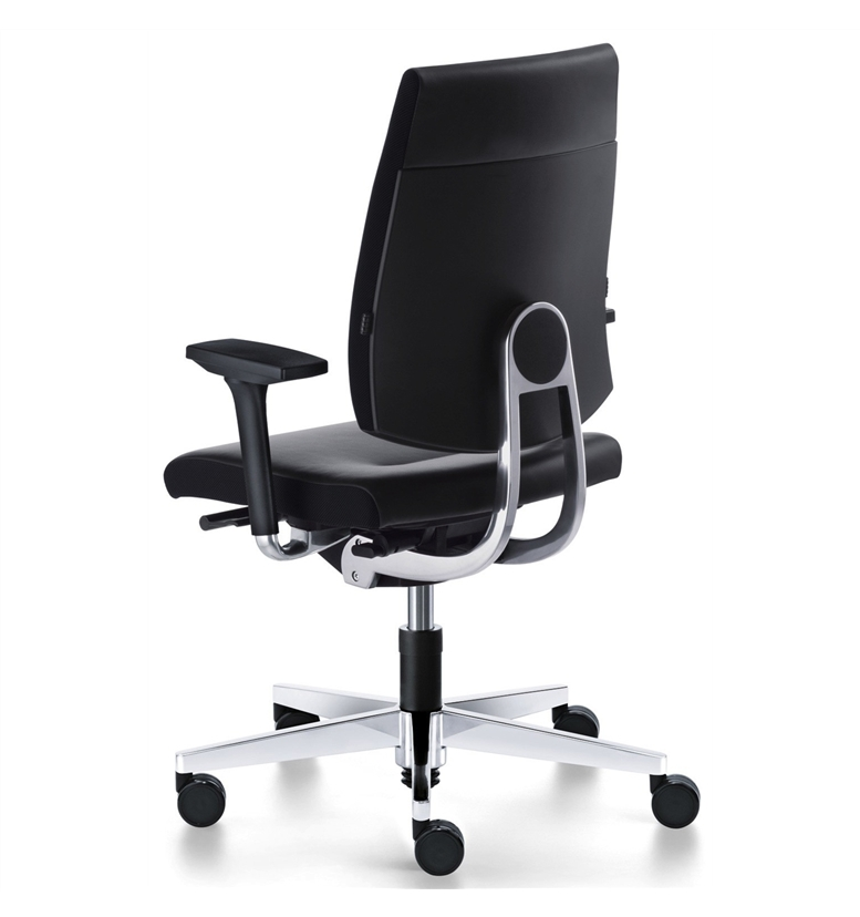 sedus black dot office chair mid back. Black Bedroom Furniture Sets. Home Design Ideas
