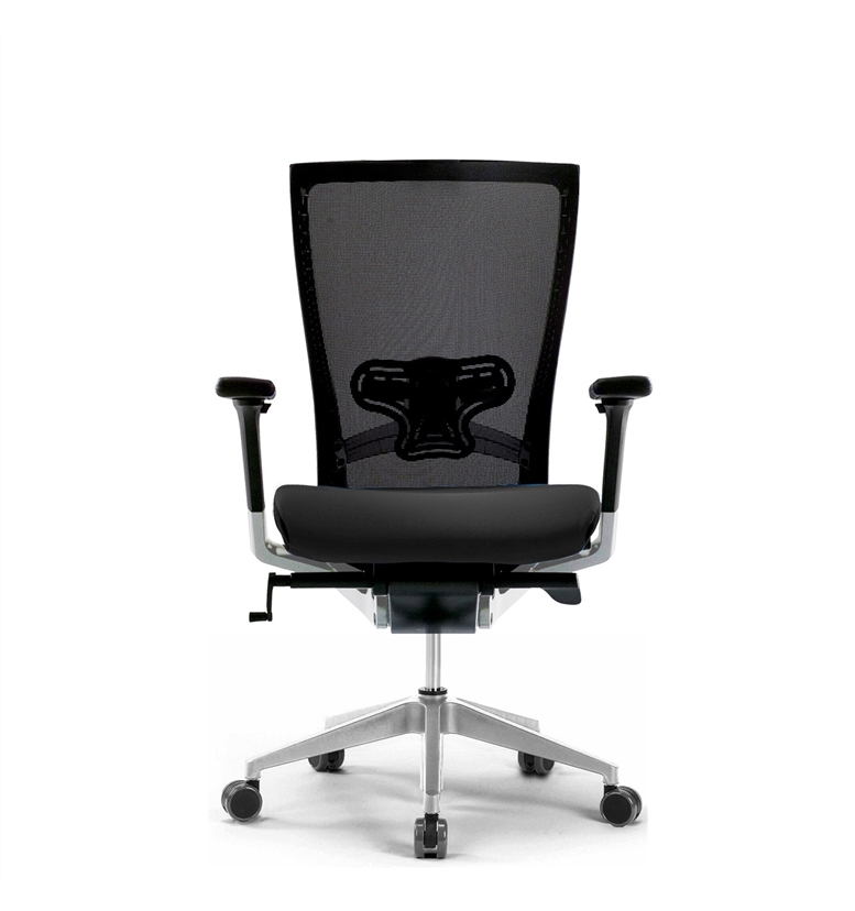 NEXT DAY DELIVERY! Techo Sidiz Mesh Back Office Task Chair with Lumbar