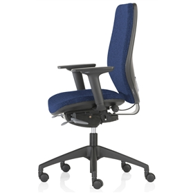 Orangebox Joy Occupational Health Chair, Blue Edition