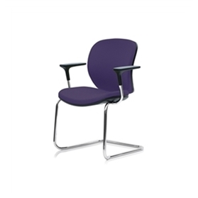 Orangebox Joy 06 Cantilever Armchair QUICK SHIP