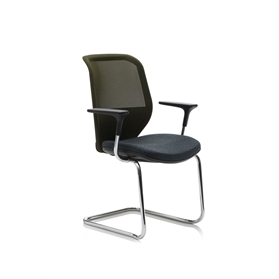 Orangebox Joy Mesh Back Cantilever Chair