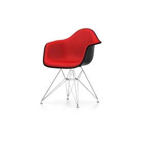 Vitra Eames Plastic DAR Chair Fully Upholstered