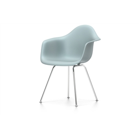 Vitra Eames DAX Chair, Ice Grey