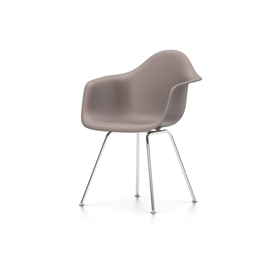 Vitra Eames DAX Chair, Mauve Grey