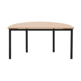 Senator Axis Semi-circular Table (1500 x 750 mm)