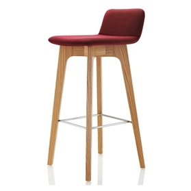 Lyndon Design Agent Bar Stool