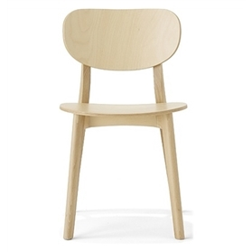 Allermuir Jaicer Beech Side Chair