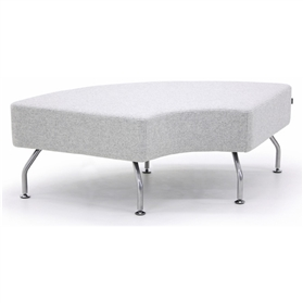 Verco Brix 90 Degree Curved Bench