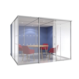 Boss Design Qube 3 Acoustic POD Room
