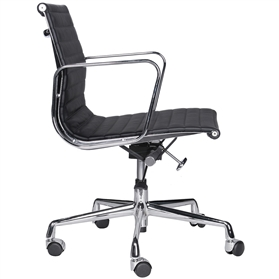 Vitra Aluminium Group Eames EA 117 Medium Back
