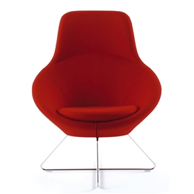 Allermuir Conic Lounge Chair