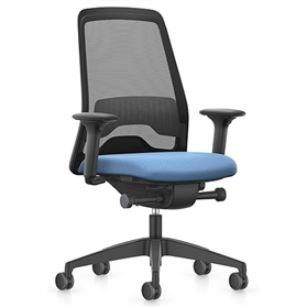 New Interstuhl Every is 1 office chair Black Frame (Design Your Own)