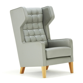 Allermuir Grainger High Wing Armchair