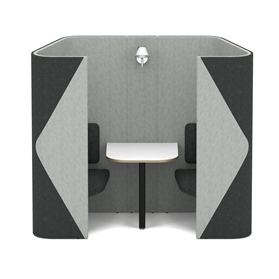 Senator Haven Duo Compact Two Person Meeting Space