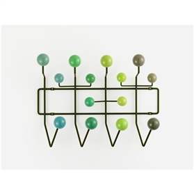Vitra Eames Hang It All - Green Multi-Tone