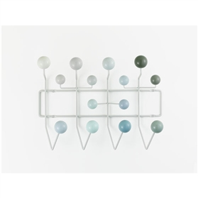 Vitra Eames Hang It All - White Multi-Tone
