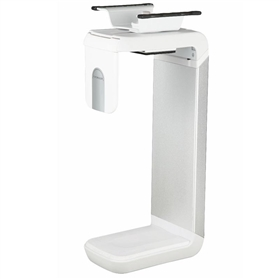 NEXT DAY DELIVERY! Humanscale CPU200 CPU Holder, White